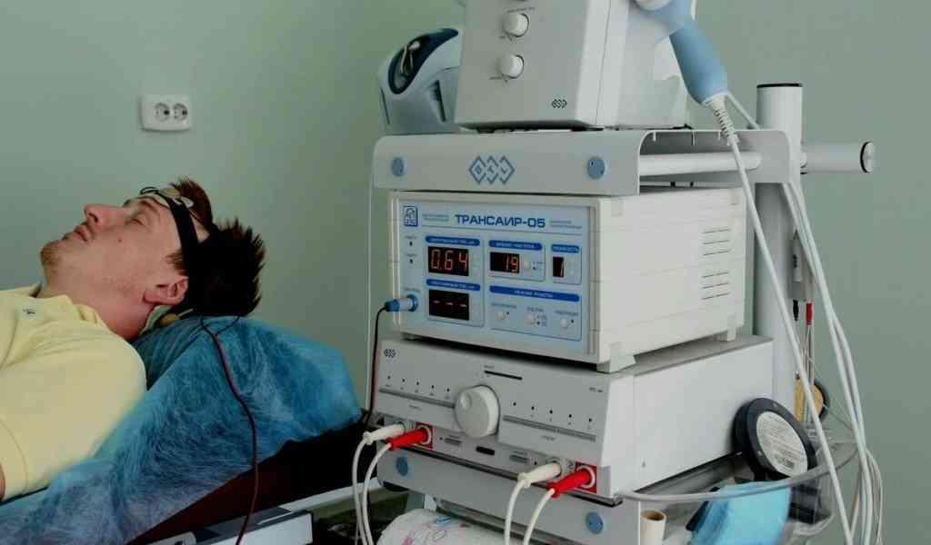 ТЭС-терапия в Хрипани